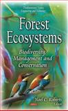 Forest Ecosystems, Noel C. Roberts, 1631178156