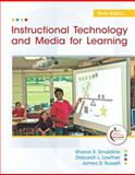 Instructional Technology and Media for Learning, Smaldino, Sharon E. and Lowther, Deborah L., 0138008159