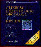 Clinical Gynecologic Oncology and Review Cd-online, Schrier, Robert W. and Creasman, William T., 0815198159