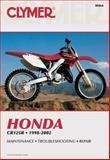 Honda CR125 1998-2002, Clymer Publications Staff, 0892878150