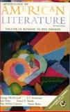 Anthology of American Literature Vol. 2 : Realism to the Present, McMichael, George and Bunn, Susan, 0130838152