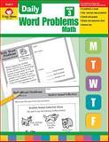 Daily Word Problems, Grade 3, Evan-Moor, 1557998159