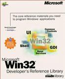 Microsoft Win32 Developer's Reference Library, Iseminger, David, 0735608164