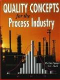 Quality Concepts for the Process Industry, Speegle, Michael and Shah, G. C., 1930528167