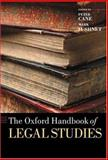 The Oxford Handbook of Legal Studies 9780199248162