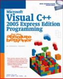 Microsoft Visual C++ 2005 Express Edition Programming for the Absolute Beginner, Miller, Aaron, 159200816X