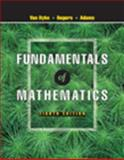 Fundamentals of Mathematics, Thomson, Neil and Adams, Hollis, 0534398162