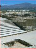 Monuments of Minos : Rethinking the Minoan Palaces, Robert Laffineur, 1935488163