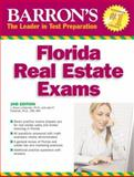 Barron's Florida Real Estate Exams, J. Bruce Lindeman and Jack P. Freidman, 0764138162