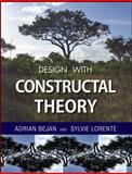 Design with Constructal Theory, Bejan, Adrian and Lorente, Sylvie, 0471998168