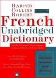 Robert French Dictionary Unabridged, Atkins, Beryl T., 0062708163