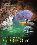 Environmental Geology, Montgomery, Carla W., 0072528168