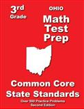 Ohio 3rd Grade Math Test Prep, Teachers Treasures, 1500198161