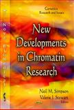 New Developments in Chromatin Research, Neil M. Simpson, 1620818167