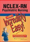 NCLEX-RN® Psychiatric Nursing 1st Edition