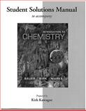 Student's Solutions Manual for Introduction to Chemistry, Bauer, Rich and Birk, James, 0077378172
