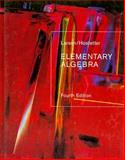 Elementary Algebra, Larson, Ron and Hostetler, Robert P., 0618388176