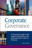 Corporate Governance, Alan Calder, 0749448172