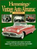 Hemmings' Vintage Auto Almanac 9780917808173