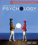 Invitation to Psychology, Wade, Carole and Tavris, Carol, 0130338176