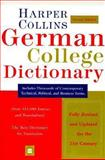 HarperCollins German College Dictionary, Eva Vennebusch and Robin Sawers, 0062708171