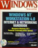 Windows NT Workstation 4.O Internet and Networking Handbook, Thompson, Robert B., 0789708175