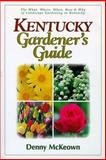 Kentucky Gardener's Guide 9781888608175