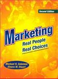 Marketing : Real People, Real Choices and the Brave New World of E-Commerce, Solomon, Michael R. and Stuart, Elnora W., 0130558176