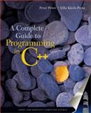 A Complete Guide to Programming in C++, Prinz, Peter and Prinz, Ulla, 0763718173