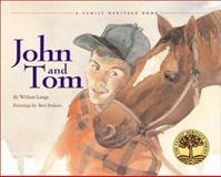 John and Tom, Willem Lange, 0916718174