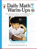 Daily Math Warm-Ups, Melissa Owens, 0887248179