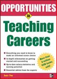 Teaching Careers, Janet Fine, 0071438173