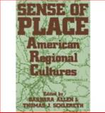 Sense of Place : American Regional Cultures, , 0813108179