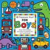 Treasure Hunt for Boys, Roger Priddy, 0312508182