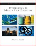 Introduction to MATLAB 7 for Engineers, Palm, William J., 0072548185