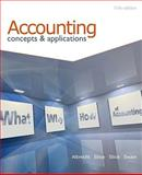 Accounting : Concepts and Applications, Albrecht, W. Steve and Stice, James D., 0538478187