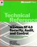 Microsoft Windows NT 4.0 Security Technical Reference : Guidelines for Security, Audit and Control, Jumes, James G. and Cooper, Neil F., 157231818X