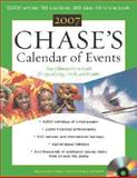 Chase's Calendar of Events 2007, Chase's Calendar of Events Editors, 0071468188