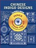 Chinese Indigo Designs, Dover, 0486998185