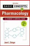 Basic Concepts in Pharmacology, Stringer, Janet L., 0071458182