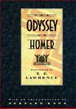 The Odyssey of Homer, Homer, T. E. Lawrence, 0195068181
