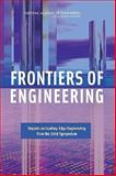Frontiers of Engineering : Reports on Leading-Edge Engineering from the 2009 Symposium, National Academy Of Engineering, 0309148189