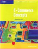 E-Commerce Concepts : Illustrated Introductory, Cram, Carol, 0619018186
