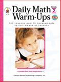 Daily Math Warm-Ups Grade 2, Melissa J Owen, 0887248187