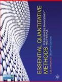 Essential Quantitative Methods : For Business, Management and Finance, Oakshott, Les, 0230218180