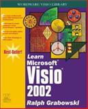 Learn VISIO 2002, Ralph Grabowski, 155622818X