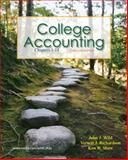 College Accounting Ch. 1-14 with Annual Report + Connect Plus, Wild, John and Richardson, Vernon, 0077398181