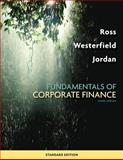 Fundamentals of Corporate Finance with Connect Plus Access Card, Ross, Stephen and Westerfield, Randolph, 0077388186