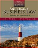 Anderson's Business Law and the Legal Environment, Twomey, David P. and Jennings, Marianne Moody, 0324638183