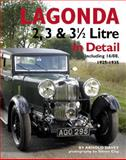 Lagonda 2, 3 and 3 1/2 Litre, Arnold Davey, 0954998189